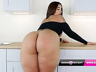 British indian girl Priya shows big ass coupled with plays with her pussy