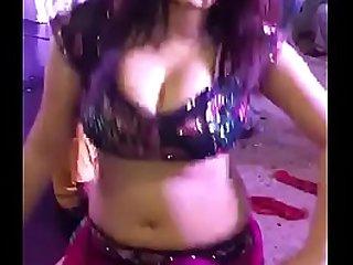 Indian girl dance