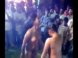 indian females paid and nude dance role of . ganu