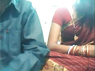 Indian young stiffener on web cam