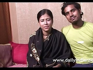 Roopa and Akshay Indian Couple Pussy Going to bed