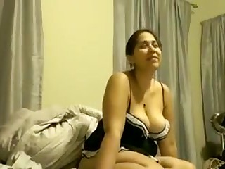 Hot Boobs sexy wife getting fucked n creampied