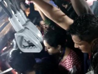 Chennai TCS plump busty aunty, amazing groping