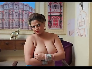 Hot Sexy Indian Bhabhi Exposes her big boobs coupled with is fukked - Full Hot Masti Bhabhi Series !!